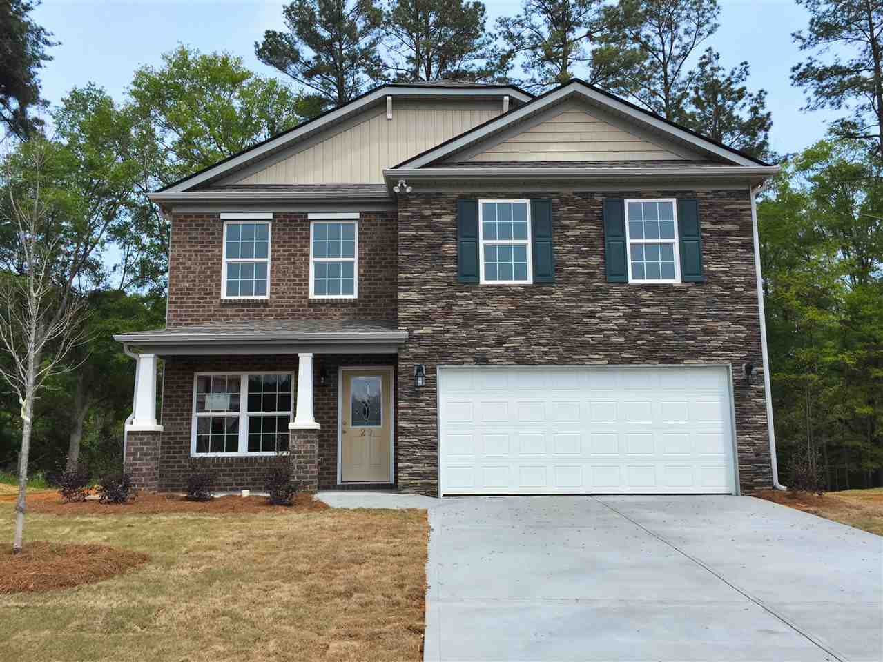 home builders in anderson sc